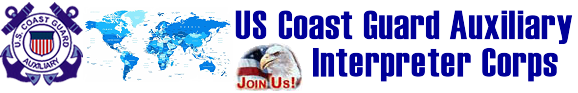 US Coast Guard Auxiliary Interpreter Corps